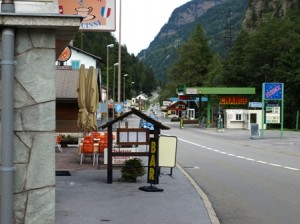 Picture of Hotel on Swiss French border.