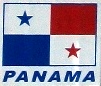 Picture of the Panama flag.